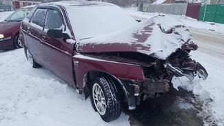 Водитель и пассажир пострадали в ДТП в Воронежской области