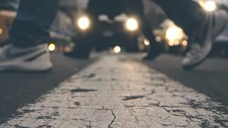 В Воронеже маршрутчик сбил на зебре 15-летнего школьника