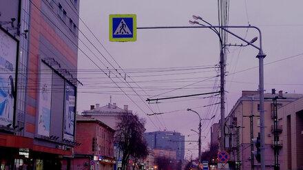 Воронежцам спустя год вернули пешеходный переход у Центрального рынка