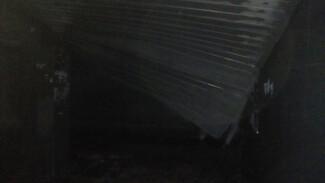 В оживлённом переходе у воронежского Политеха обрушился потолок