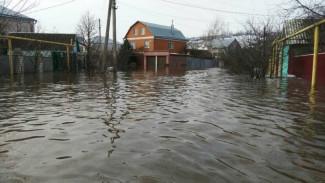 Жителям Воронежской области запретят строить жильё в зонах возможного подтопления