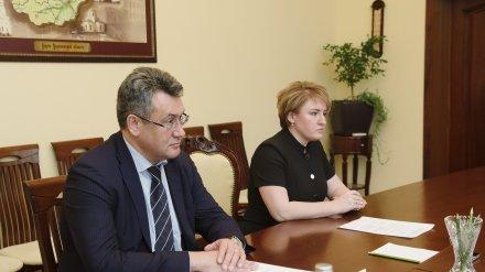 Главного воронежского налоговика подыскали в Севастополе