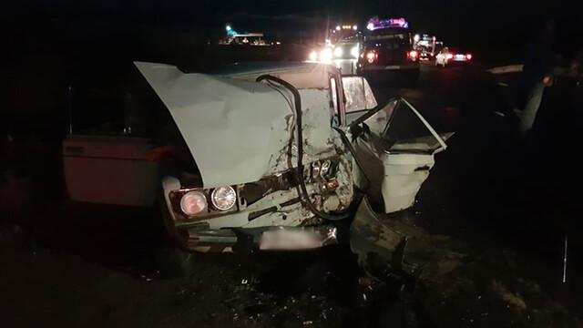 В Воронежской области водитель «Лады» устроил ДТП с 1 погибшим и 2 пострадавшими