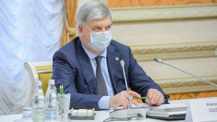 Воронежский губернатор занял 34 строчку в мартовском рейтинге влиятельности глав регионов