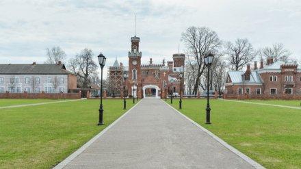 На реконструкции дворца Ольденбургских под Воронежем сэкономят более 5 млн
