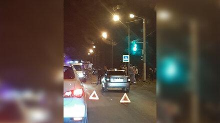 В Воронеже в ДТП разбился 22-летний мотоциклист