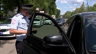 В Воронеже лишённый прав за пьяную езду водитель попался сотрудникам ГИБДД