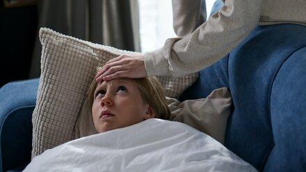 В Воронежской области за неделю 9,7 тыс. человек заболели ОРВИ