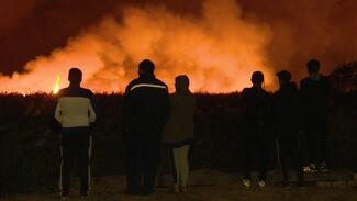 В Воронежской области ввели режим ЧС из-за пожаров