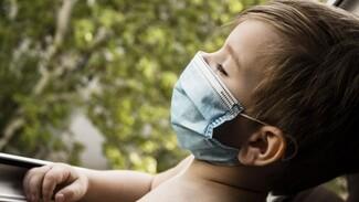 В Воронежской области продолжился рост детской заболеваемости ковидом