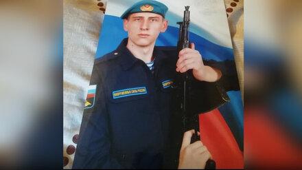 Военные прокомментировали смерть 18-летнего воронежского срочника под Рязанью