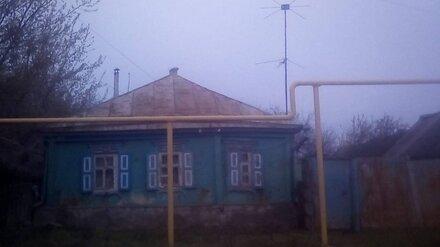 Сельчанка бесплатно предложила свои дома воронежским погорельцам