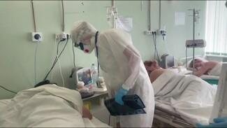 За 3 дня коронавирус отправил на больничные койки более 2,5 тыс. воронежцев