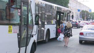 Воронежских перевозчиков оштрафовали на 1,5 млн рублей за нехватку автобусов на маршрутах