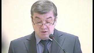 Глава Воронежа Сергей Колиух сложил полномочия