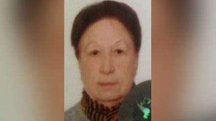 В Воронеже пропала 83-летняя старушка