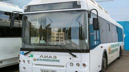 Воронеж получит ещё 58 новых автобусов от Минтранса
