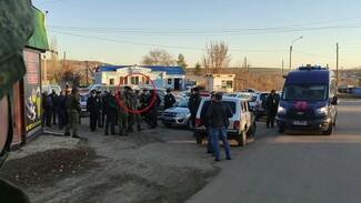 Воронежский солдат-стрелок за минуты до задержания зашёл в павильон за колбасой и чипсами