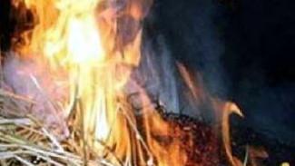 Бывший сотрудник фермерского хозяйства в Верхнем Мамоне спалил 100 тонн сена