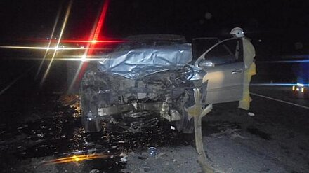 В страшном ДТП с грузовиком в Воронежской области погибла женщина