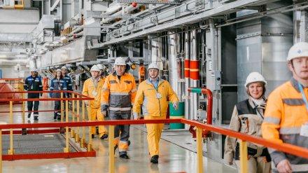 Нововоронежская АЭС получила высокую оценку при партнёрской проверке