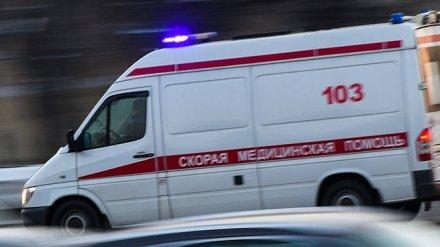 На трассе в Воронежской области пострадали 4 человека при столкновении «ВАЗа» с грузовиком
