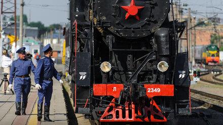 Более 250 воронежцев совершили экскурсию на «Графском ретропоезде»