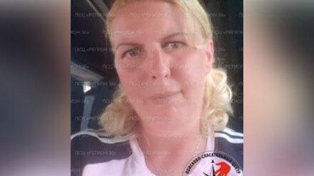 Под Воронежем пропала 38-летняя женщина