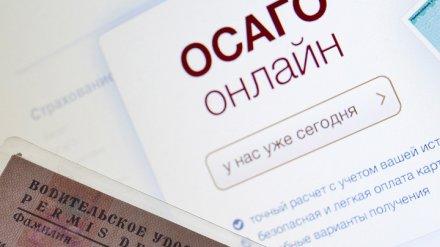 Воронежцев предупредили о мошенниках, продающих электронные полисы ОСАГО