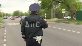 Автомобилист и его пассажирка избили гаишника в Воронежской области
