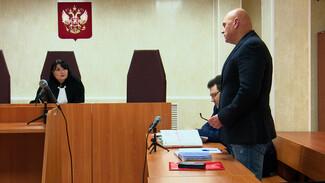 Отрицающий взятки глава отделения Воронежской облбольницы признался в другом преступлении