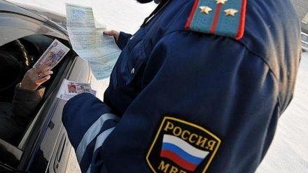 Руководство ДПС Воронежа снова поймали на взятках от подчинённых