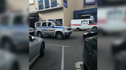 В Воронеже полиция съехалась к ТЦ «Галереи Чижова» из-за потасовки