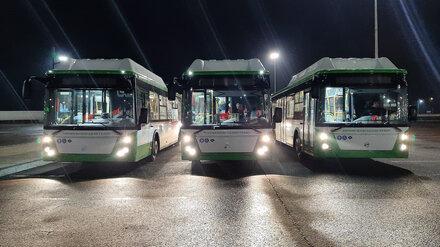 Два популярных маршрута в Воронеже изменят с приходом новых автобусов