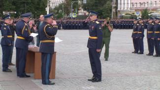 Воронежская военно-воздушная академия в 2019 году выпустила рекордное количество офицеров