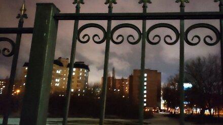 Вoронежцы сообщили о пожаре в общежитии ВГУ: студентов эвакуировали