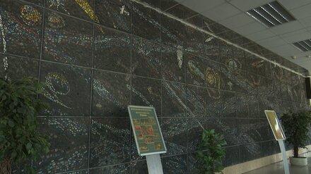 В Воронеже назвали неожиданную причину сноса «космической» мозаики в «Полтиннике»