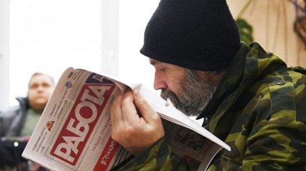 Воронежская область оказалась в числе регионов с самым низким уровнем безработицы