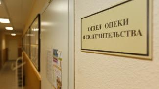 В Воронежской области в органы опеки и попечительства приняли инспектора с судимостью