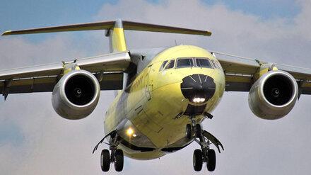 В Воронеже взлетел последний Ан-148 для Минобороны