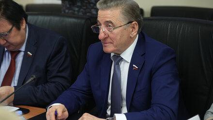 Воронежский сенатор: «Система образования нуждается в системной модернизации»