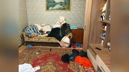 СК показал фото с места убийства воронежца в квартире на Левом берегу