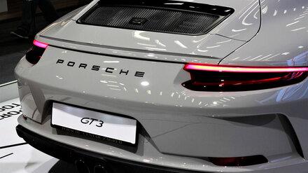 В массовом ДТП с Porsche в Воронеже пострадали два человека