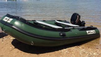 Житель Воронежской области на моторной лодке налетел на женщину и скрылся