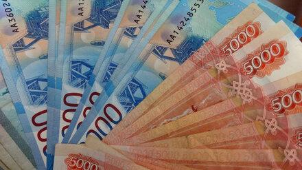 Аналитики назвали процент жителей Воронежской области, получающих «белую» зарплату