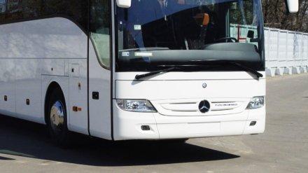 В Воронеже рейсовый автобус насмерть сбил мужчину