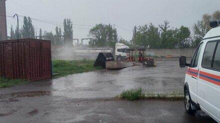 В Воронеже возбудили дело из-за утечки азотной кислоты на предприятии