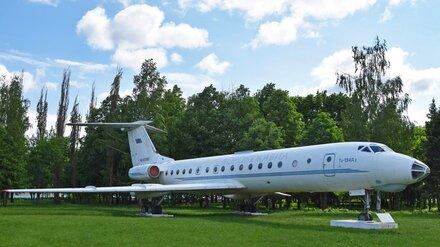 Общественники попросили сохранить памятник самолёту в аэропорту Воронежа