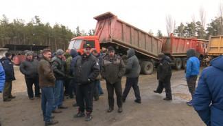 Устроившие забастовку воронежские коммунальщики: «Ездили на трёх колёсах и без тормозов»