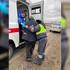 В Воронежской области на дорогу выбежал мужчина в крови